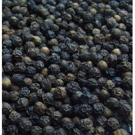 Перец черный, горошек двойной очистки 500 г/л